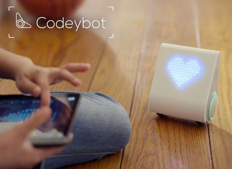 Educationally Entertaining Robots - The Makeblock 'Codeybot' Makes it Fun to Learn Coding