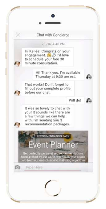 Wedding Planning Apps - Loverly Deftly Combines Automated Technology and Human Help