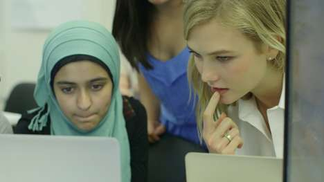 Girls Coding Camps
