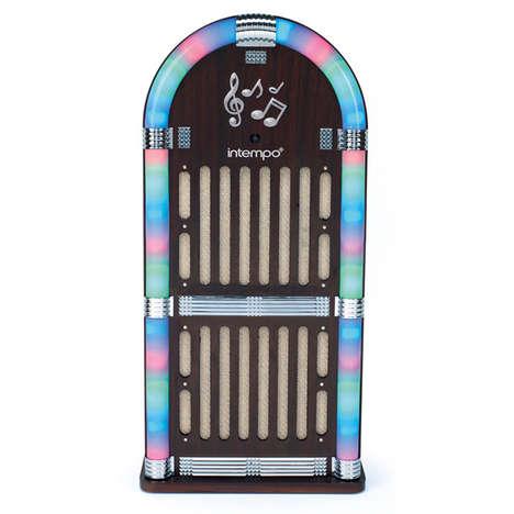 Modernized Jukebox Sound Systems