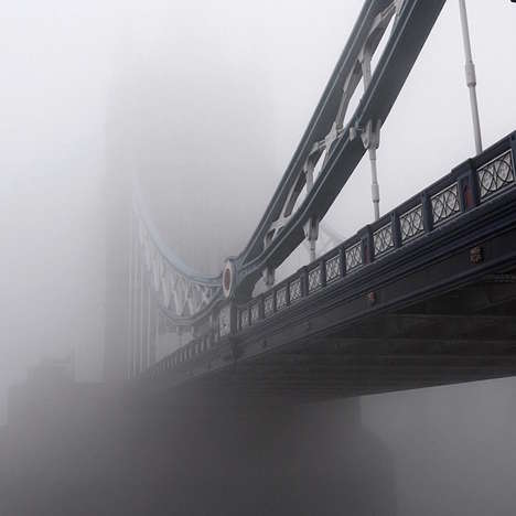 Foggy City Photography
