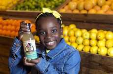 Bee-Supporting Lemonades - Mikaila Ulmer's Me & The Bees Drink is Contracted to Whole Foods