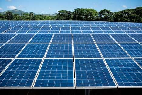 Island Solar Arrays