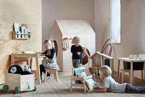 Wooden Children Furniture