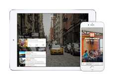 Immediate Trip Planning Features - The Hostelworld App My Trips Section Helps Users Explore Cities