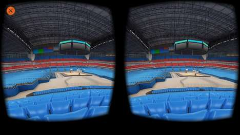 VR Ticket Previews - The StubHub Virtual Reality Features Lets People Experience Where They'll Sit