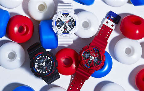 Racing-Inspired Watches