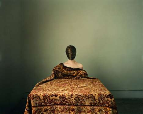 Faceless Feminine Portraits