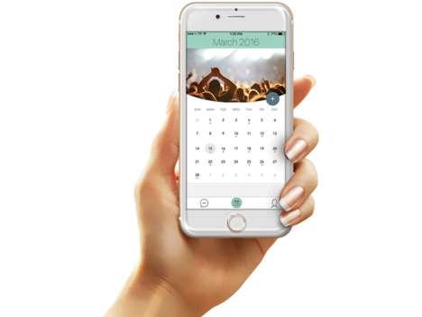 Social Calendar Apps