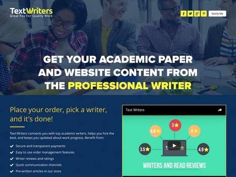 Freelance Writing Portals