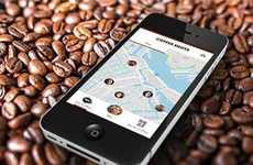 Barista-Locating Apps