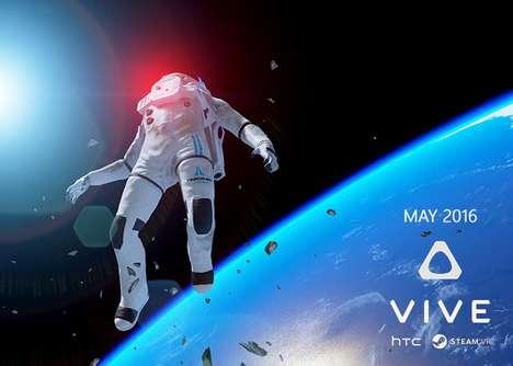 Immersive Space Simulator Games