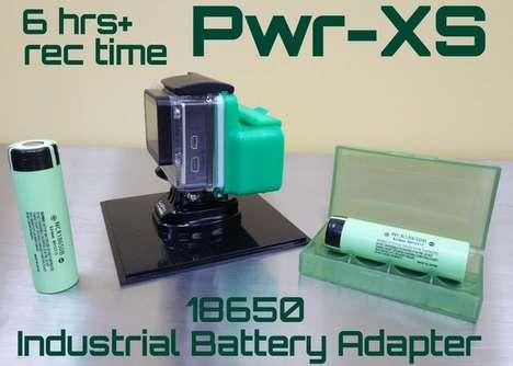 Battery Life-Enhancing Camera Accessories