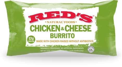 Wholesome Natural Burritos