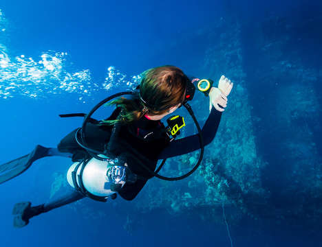 Scuba Diver Smartwatches