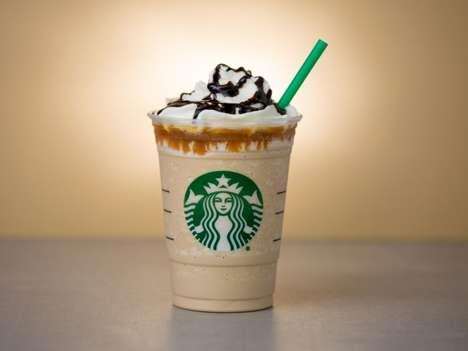 Resurrected Caramel Coffee Drinks