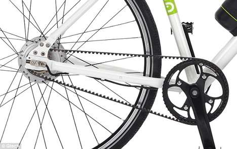 Stealthy Electric Bicycles