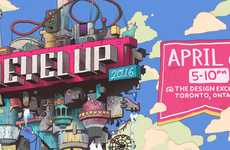 Student-Designed Gaming Festivals - The Level Up 2016 Student Games Showcase Honors Young Developers