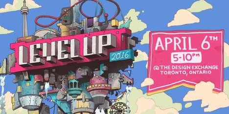 Student-Designed Gaming Festivals