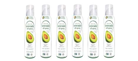 Nutritious Avocado Oil Sprays - The New Avocado Oil from Chosen Foods Comes in a Handy Spray Can