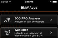 Driving Companion Apps - The 'BMW Connected' App Predicts and Analyzes a Driver's Needs