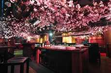 Cherry Blossom Bars - Suntory's London Whiskey Bar Celebrates Japan's Sakura Season