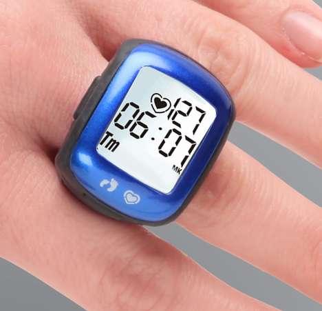 Finger-Worn Activity Trackers