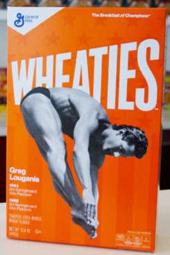 LGBT Activist Cereal Packaging
