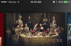 Premium Streaming Services - The New Starz App Allows Users to View Its Content on All Their Devices
