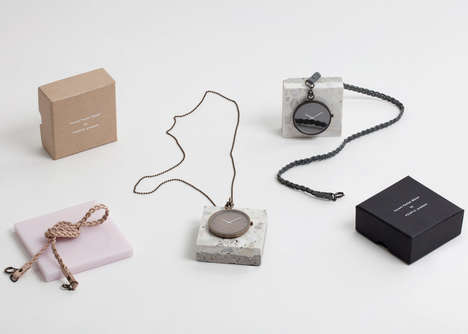 Contemporary Pocket Watches