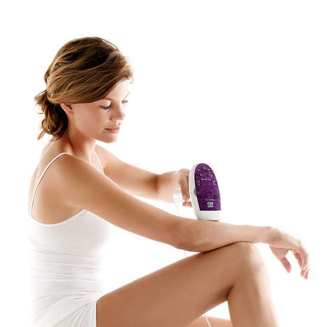 Refillable Hair Removal Lasers - Silk'n Flash & Go's Life Extends with Disposable Lamp Cartridges
