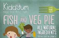 Child-Centric Frozen Meals - Kiddyum's Frozen Meals Are Delicious and Nutritious
