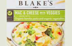 Organic Macaroni Meals - These Mac & Cheese Dinners by Blake's Feature All Natural Ingredients