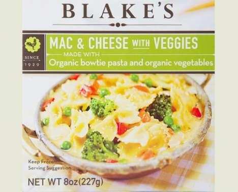 Organic Macaroni Meals