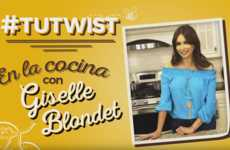 Culinary Creativity Webseries - #TuTwist Stars Latinas Who Passionately Create in the Kitchen