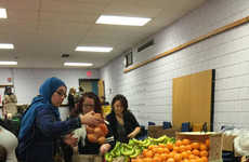 School-Based Grocery Programs - The Food for Free Program Allows Parents to Shop for Healthy Food