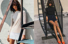 Street-Side Summer Editorials