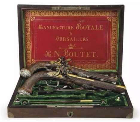 Ornate Pistol Auctions
