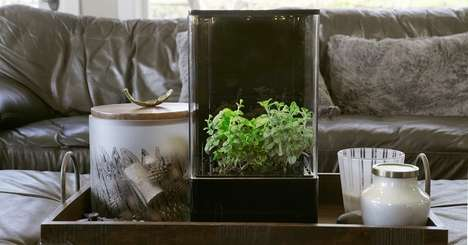 Smartphone-Controlled Greenhouses