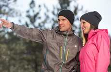 Breathable Waterproof Clothing - The Mishmi Takin Clothing Collection Provides Performance Outdoors
