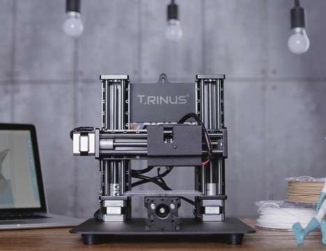 Industrial-Grade 3D Printers