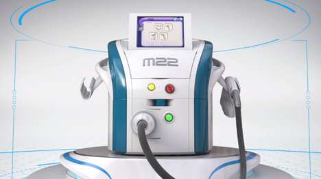 Multipurpose Skin Treatment Machines