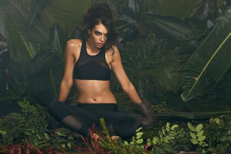 Tropical Activewear Launches - Stone Fox Sweat is the Latest Subdivision of the Fashion Brand