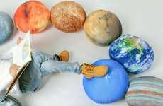 Solar System Pillow Sets