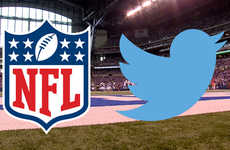 Social Sports Livestreams - NFL Fans Can Now Livestream Thursday Night Football on Twitter
