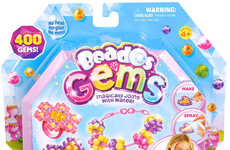 Funky Friendship Jewelry Kits - The Beados Gems Friendship Jewelry Kit Includes Ample Supplies