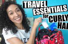 Curly-Haired Latina Vloggers - The RisasRizos Blog Caters to Curly-Haired Latinas