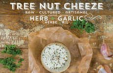 Soft Cashew Cheeses - Wood & Water Foods Makes Raw, Cultured Non-Dairy Cheese