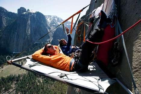 Adventurous Sleeping Stunts