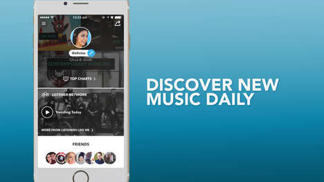 Smart Music Discovery Services